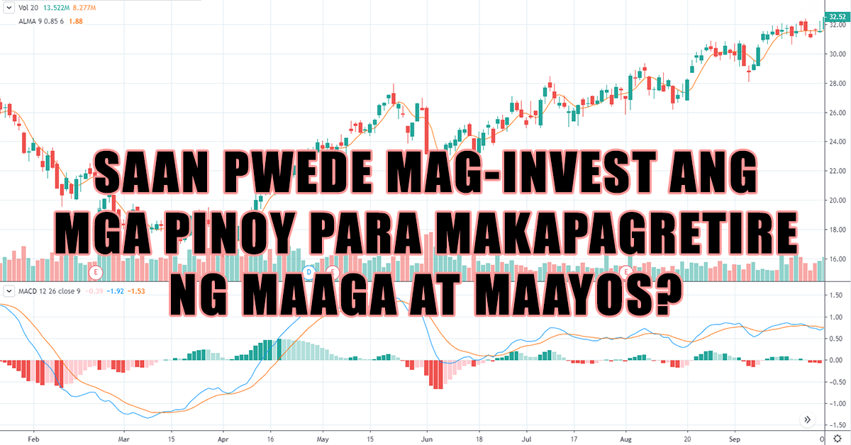 saan pwede mag invest ang pinoy