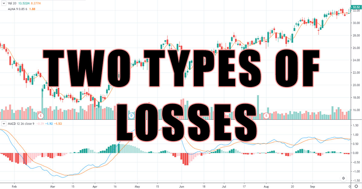 types of losses in trading